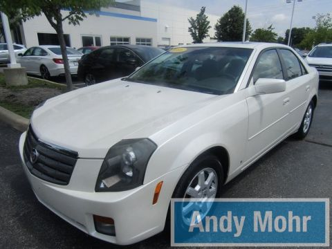 Pre-Owned 2006 Cadillac CTS Sedan