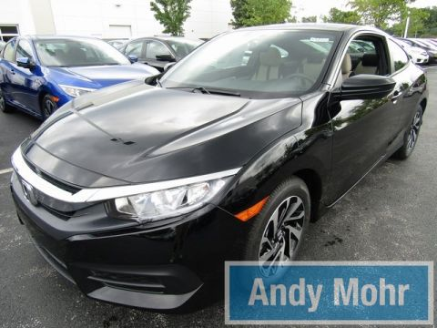 New 2017 Honda Civic LX-P