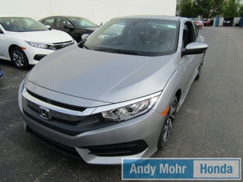 New 2016 Honda Civic LX-P