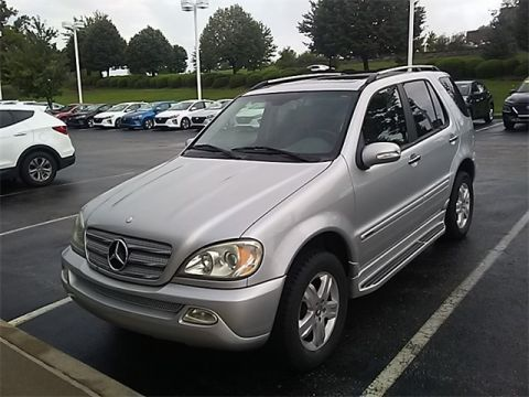 Pre-Owned 2005 Mercedes-Benz M-Class ML 350