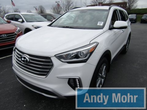 Pre-Owned 2017 Hyundai Santa Fe Limited AWD