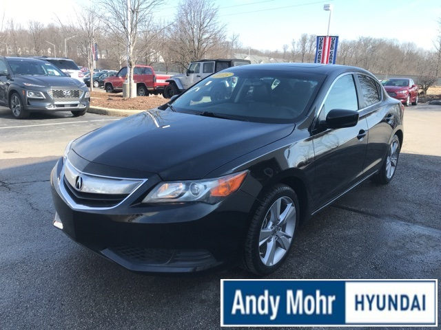 Pre Owned 2017 Acura Ilx 2 0l