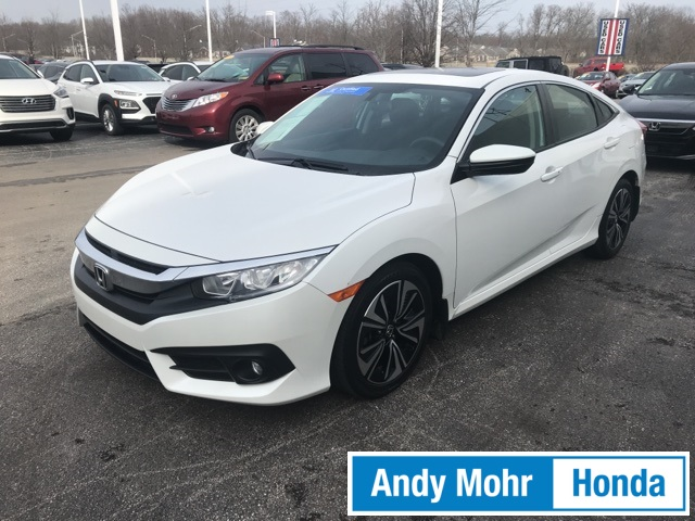 Certified Pre Owned 2016 Honda Civic Ex T