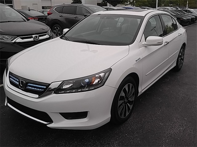 Certified Pre Owned 2014 Honda Accord Hybrid EX L