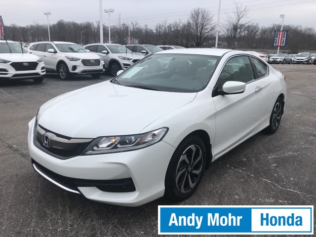 Certified Pre Owned 2017 Honda Accord Lx S